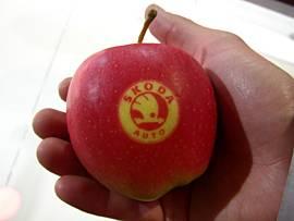 Škoda Apfel:-)