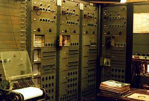Uvnitř RCA Mark II