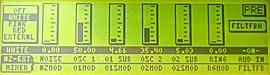 Premix po oscilátorech před filtrem