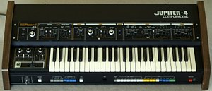 Roland Jupiter 4, click to enlarge