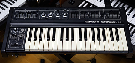 Roland SH-2 sync mode, click to enlarge