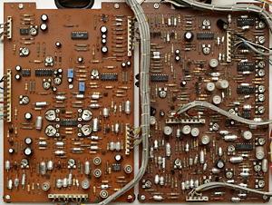 DRM analogová deska